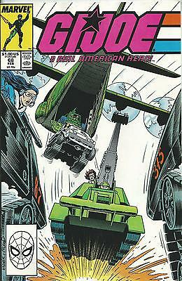 G.i.joe: A Real American Hero #68  (Marvel) (1988)