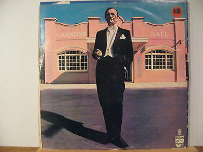 Barry Humphries - Live at Carnegie Hall - Free UK Post