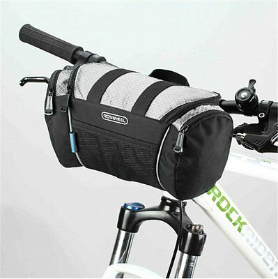 Roswheel Bike Handbag Cycle Bicycle Frame Pannier Front Tube Bag Holder Pouch