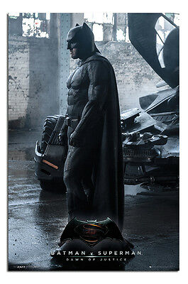 Batman V Superman - Batman Poster New Official - Maxi Size 36 x 24 Inch