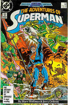 Adventures of Superman # 426 (Jerry Ordway) (USA, 1987)