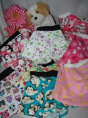 Large Flannel Dog Jammies, Pj's, Pajames see more sizes in  my E-bay store NEW