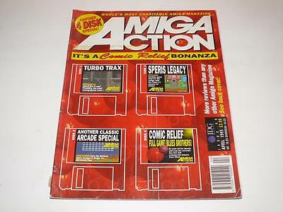 Amiga Action Magazine ~ Issue 69 ~ April 1995