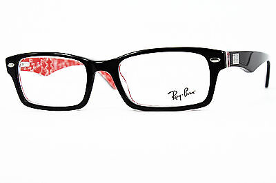 Ray-Ban Fassung / Glasses RB5206 2479 52[]18 140 +Etui #92 (26)