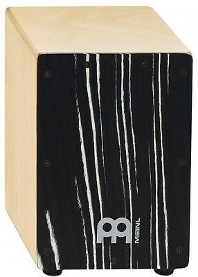 Meinl SCAJ1NT-SO Mini Cajon Striped Onyx