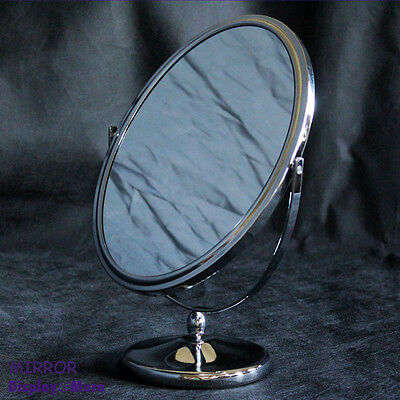 NEW Stainless Steel Jewellery Mirror-Double Sided-1X/5X Magnify | AUSSIE Seller