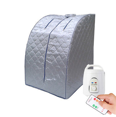 Portable Steam Home Sauna Spa Bath Heater Beauty Weight Loss Slimming