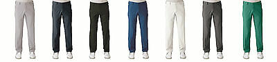 New For 2016 - adidas Golf Puremotion Stretch 3-Stripes Men's Golf Trouser Pants