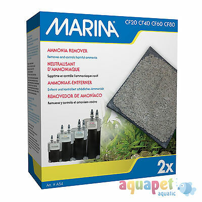 Marina Zeolite for Marina CF Canister Filters