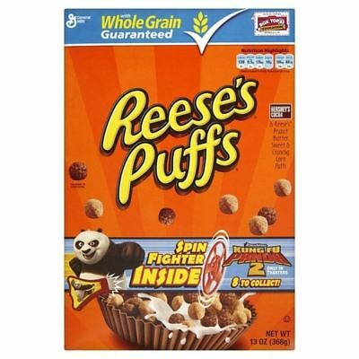 Reese's Puffs Cereal 368g • AUD 21.75