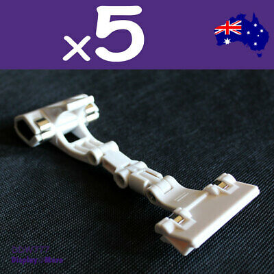 BEST Selling 5X HEAVY DUTY Retail Shop Sign Card Clip Holder | AUSSIE Seller