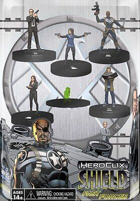 Agents of SHIELD Heroclix Fast Forces WZK 71925