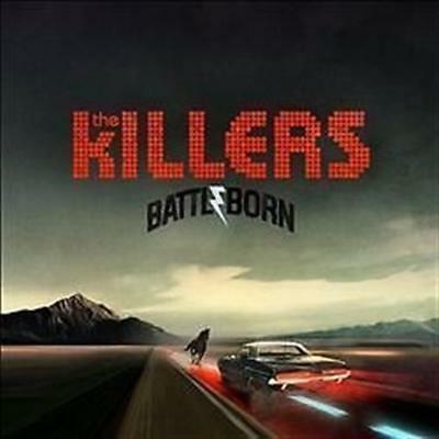 KILLERS, THE Battle Born CD NEW