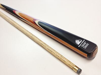PowerGlide POOL SNOOKER CUE Classic Fusion 2 Peice Pool Cue With 10mm Cue Tip