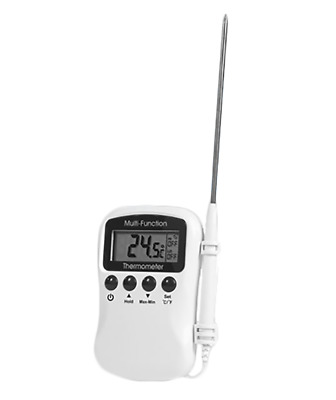 Car Air Conditioning Digital Probe Thermometer Digitherm Actecmax