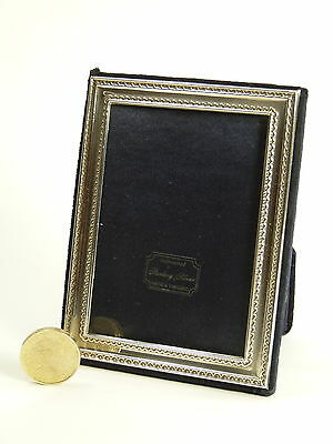 """Vintage Sterling Silver - Photo / Picture FRAME - 3 3/4"""" x 2 1/2"""" - SF83"""