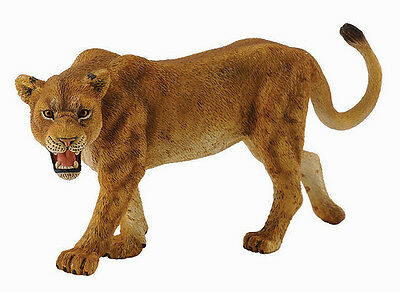 CollectA 88415 African Female Lion Walking - Realistic Wildlife Toy Model - NIP