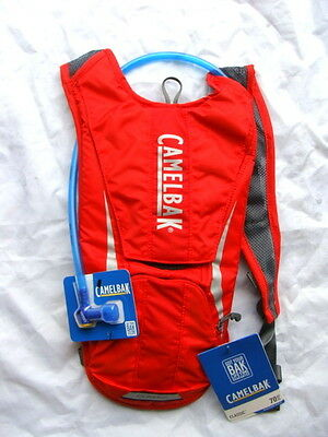 Camelbak Classic 70 oz Hydration Pack - Racing Red