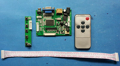 HDMI VGA 2AV Driver Board for 8inch 800x600 TM080SDH01 EJ080NA-05A AT080TN52