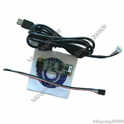 4 wire Resistive LCD Touch Screen Panel USB Port Controller Touch Panel Driver