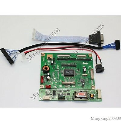 LCD Controller Driving Board Kit TTL DIY Test Panel AUO Toshiba NEC31 Pin