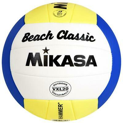 Mikasa Beach Classic VXL 20 FIVB Official Ball Beachvolleyball Herren Damen