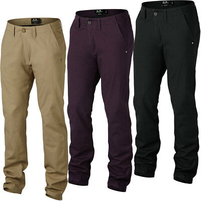 Oakley Sport 2016 Mens Rad Pant Lifestyle Casual Slim Fit Trousers