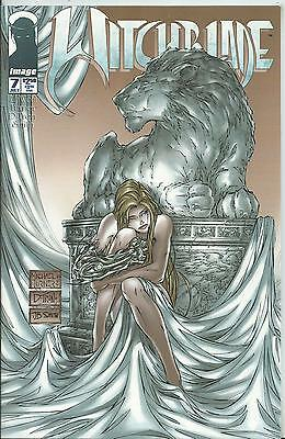 Witchblade #7 (Image) 1996 (Nm-)