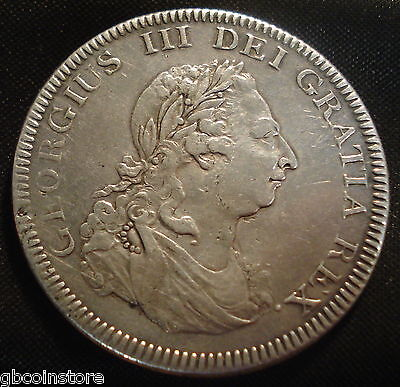 1804 George Iii Bank Of England Dollar Emergency Issue Higher Grade Good Edges