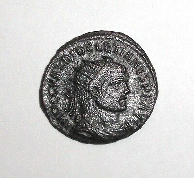 Ancient Roman Empire, Diocletian, 284-305 AD. AE Antoninianus