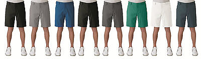New For 2016 - adidas Golf Puremotion Stretch 3-Stripes Men's Golf Shorts