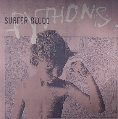 SURFER BLOOD - Pythons - Vinyl (LP + CD)