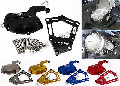 Engine Case Stator Cover Guard Sliders Protector Fit 2009-2017 BMW S1000RR HP4