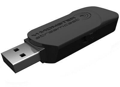 Monster StreamCast HD USB Transmitter Stick Stream für Clarity HD Model One etc