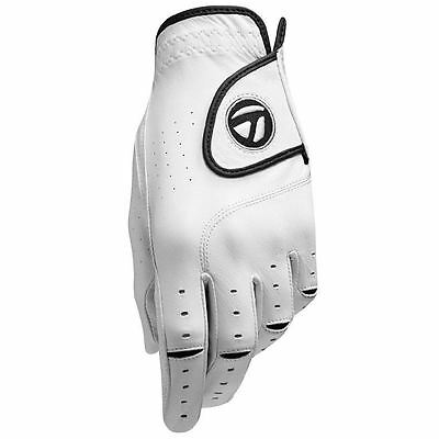 TaylorMade 2017 Targa AAA Cabretta Leather Mens Golf Gloves Left Hand