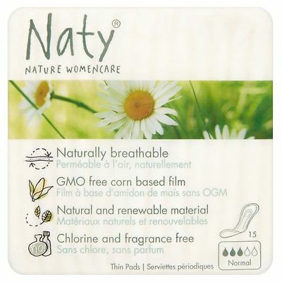 Naty Par La Nature Womencare Bio Ultra Normal (15)