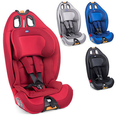 SALE! Chicco *2017* Kindersitz Autositz GRO-UP 123 (9-36 kg) Gruppe 1/2/3