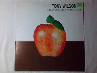 "TONY WILSON Girl, you'll be a woman soon 12"" URGE OVERKILL COME NUOVO LIKE NEW!!"