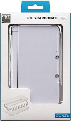 Bigben Nintendo New 3DS XL Schutzhülle Polycarbonat Case transparent BB339512