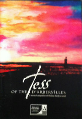 Tess Of The D'urbervilles Savoy Theatre Programme 1999