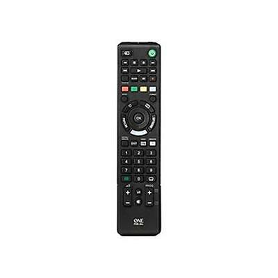 One For All URC1912 Sony TV Replacement Remote Control No Setup Required - New
