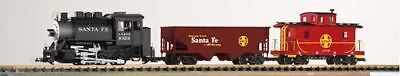 Piko G Scale Sf Freight Starter Set 120V | Bn | 38104