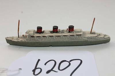 Dinky toys by Meccano Furnace Withy Line Queen of Bermuda cruse ship 51f   6207