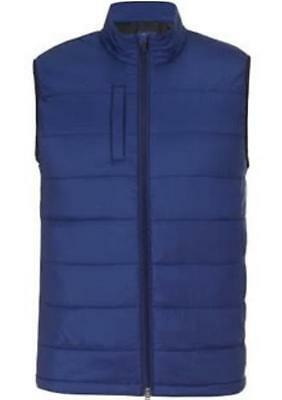 Callaway Puffer Full Zip Vest/gilet (Cgkf50H5) (Various Colours & Sizes)
