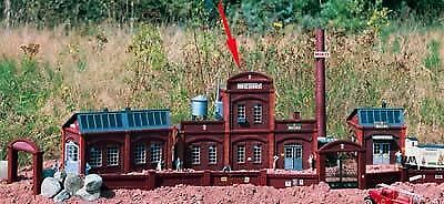 Piko G Scale Brewery Main Building | Bn | 62014
