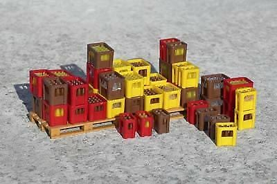 Piko G Scale Soft Drink Crates | Bn | 62294