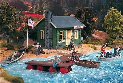 Piko G Scale Bait & Tackle Shop | Bn | 62103