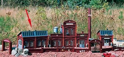 Piko G Scale Brewery Side Building | Bn | 62015