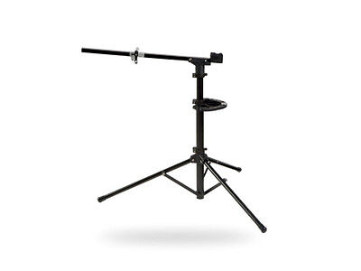 PRO Bike Tripod Repair Stand + Carry Bag and Tools Plate
