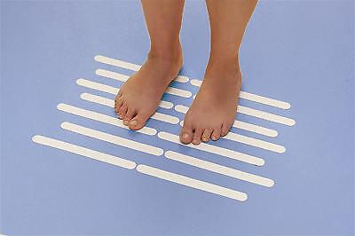 216mm Bath Safety Strips (Pack of 20) Safe-T-Strips Stick On